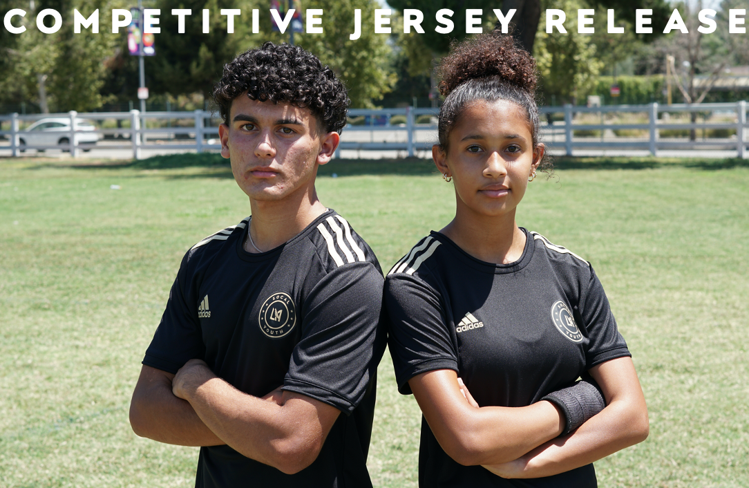 Competitive Jersey Release