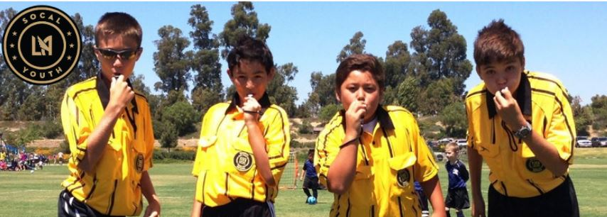 LAFC Youth refs